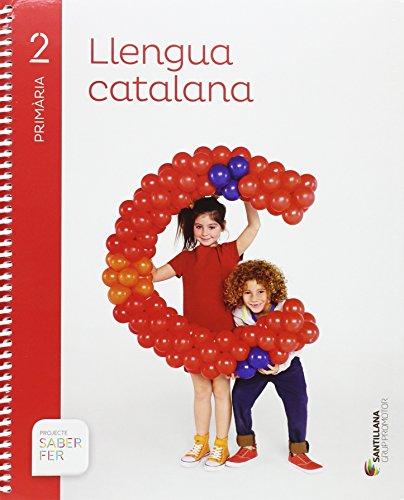 Llengua catalana 2 primaria saber fer