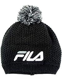 af9ea037a98c1 Amazon.co.uk  Fila - Skullies   Beanies   Hats   Caps  Clothing
