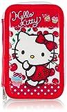 Hello Kitty AS7567 - Astuccio 3 Cerniere