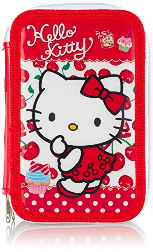 Hello Kitty as7567 – Estuche 3 bisagras