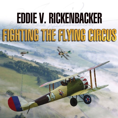 Fighting the Flying Circus  Audiolibri