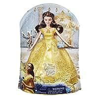 Hasbro Disney Die Schöne und das Biest B9165EW0 - singende Belle Puppe (Englische Sprachversion)