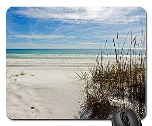 Destin Sand & Beach Mouse Pad, Mousepad (Beaches Mouse Pad)