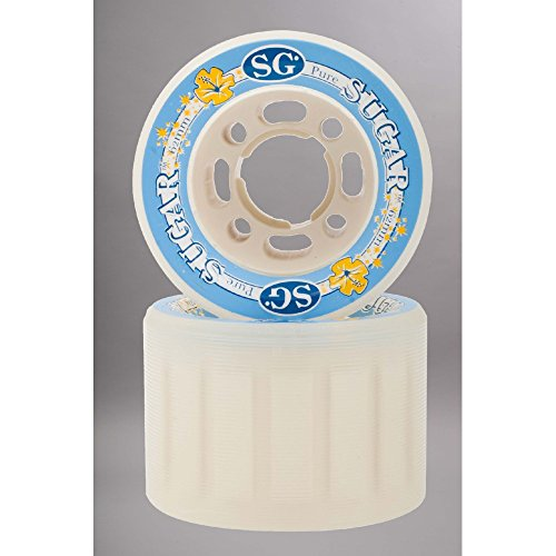 Suregrip - Roller Derby Roue Sugar 62mm-85a Vendues Par 4 - Taille:one Size
