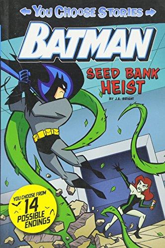Seed bank heist