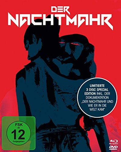 Der Nachtmahr - Mediabook  (+ 2 DVDs) [Edizione: Germania]