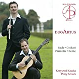 Duo Artus-Flöte U.Gitarre