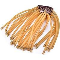 Banda de goma de 6 cuerdas para honda, color negro y amarillo de Ubesta