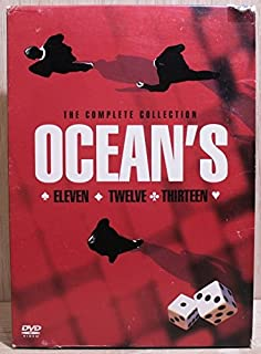 The complete collection- Ocean´s 11-13.