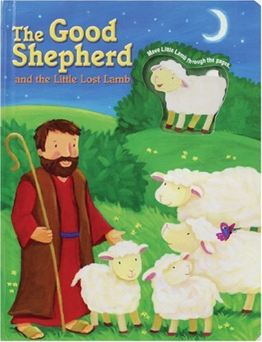 The Good Shepherd and the Little Lost Lamb by Allia Zobel Nolan (2006-01-28)