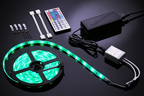 ledemain-led-lights-strip-complete-kit-5m-5050-rgb-150-leds-flexible-led-strip-full-kit-with-44-keys