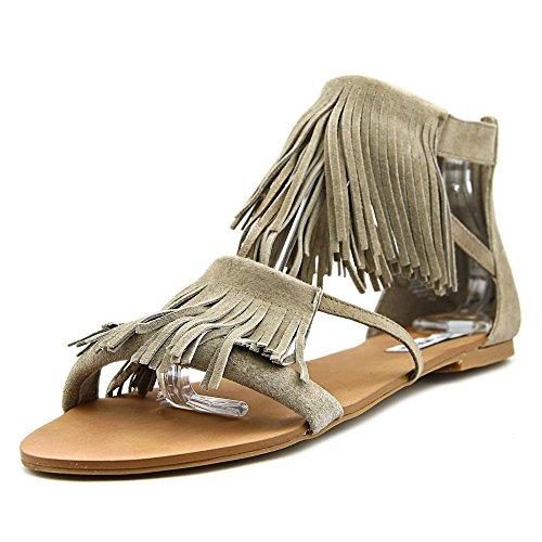 Mulheres Steve Camurça Madden Taupe Sandálias Favorit wPzORzqT