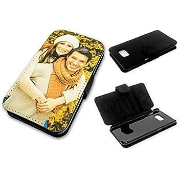 Flipcase selbst gestalten für Huawei P-Serie mit eigenem Foto und Text *  Etui Tasche Handy Cover Schutzhülle, Huawei:Huawei P10 Lite