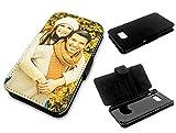 Flipcase Etui für Samsung Galaxy-Serie mit eigenem Foto und Text * Flip Tasche Handy Book Schutzhülle, Flipcase Samsung:Samsung Galaxy S7 Edge