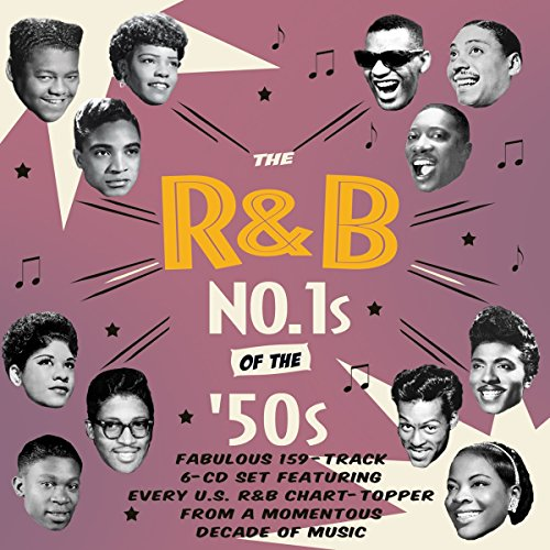 The R&B No.Is of the '50s