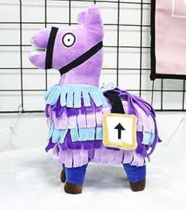 NEU Lama aus Fornite XXL - Alpaca Plüschfigur Plüschtier Kuscheltier Stofftier - 34 cm