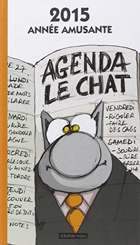 Mini Agenda le Chat 2015