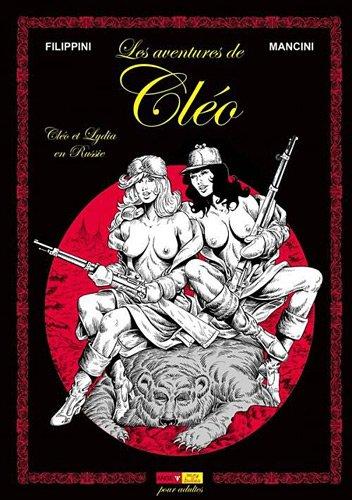 Les aventures de Cléo , tome 9 : Cléo et Lydia en Russie