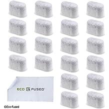 ECO-FUSED Reemplazos de Filtro de Agua de carbón – Se Adapta a los Modelos
