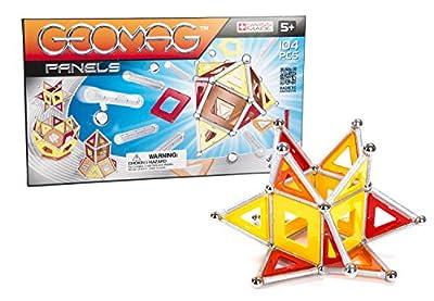 Geomag - Panels 104 piezas, juego de construcción (453) por Geomag