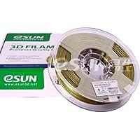 eSun Filament Bronze Metall 1,75mm 0,5kg 500g 1.75 mm metal bronzefill 3D Drucker Printer Filament zertifiziert und in premium Qualität