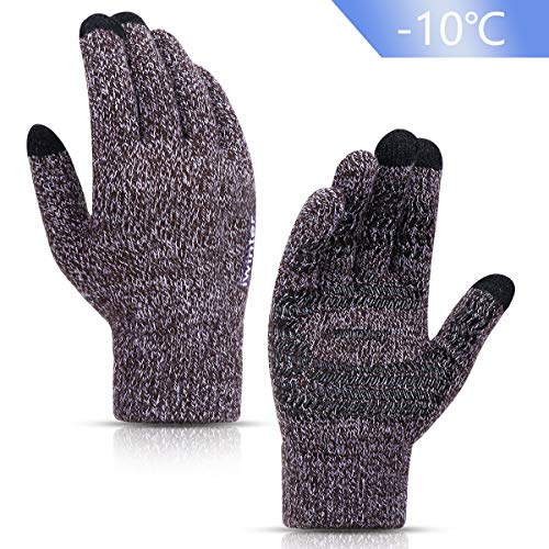 Touch Screen Gloves - Winter Cyc...