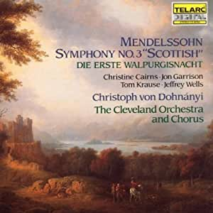 "Mendelssohn: Symphony No. 3 ""Scottish"", Die Erste Walpurgisnacht"