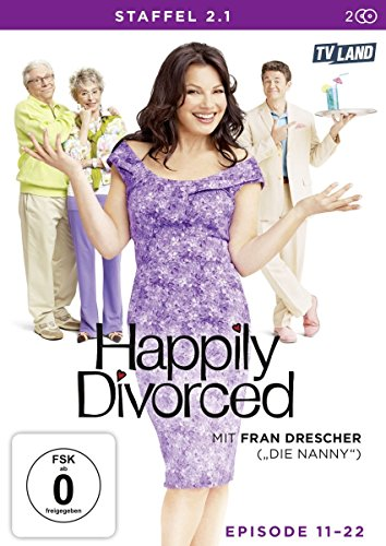 Happily Divorced 2.1 - Episode 11-22 [2 DVDs]