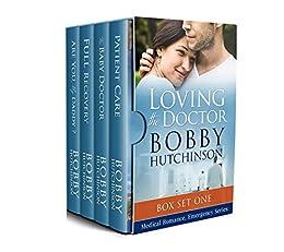 Loving The Doctor, Box Set One (English Edition) von [Hutchinson, Bobby]