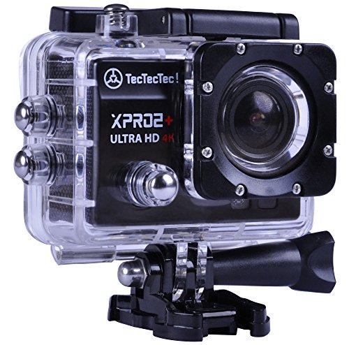 [Nouveau] TecTecTec Caméra Sport XPRO2+ Ultra HD 4K Action Cam Wifi étanche