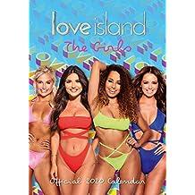 Love Island The Girls Official 2020 Calendar - A3 Poster Wall Format Calendar