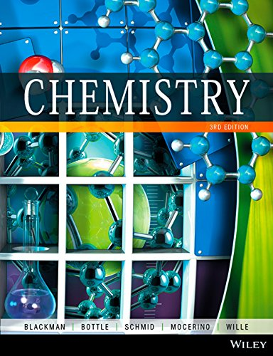 Chemistry 3E Cover Image
