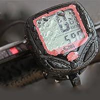 Ferrell Wasserdicht Berg-Radfahren Bike Sport Fahrrad-Entfernungsmesser Digital-LCD Computer-Geschwindigkeitsmesser Stoppuhr