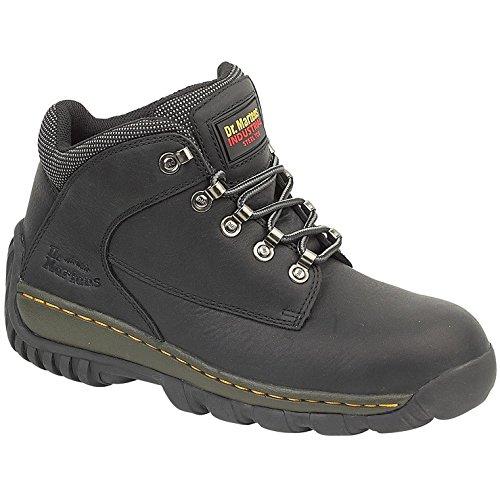 Dr Martens Mens Chukka Safety Work Boots Black
