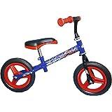 Kinder Laufrad Marvel Spider Man 10 Zoll Lernrad Lauflernrad