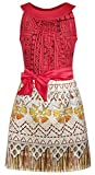 AmzBarley Toddler Girls Moana Costume Adventure Dress for Kids Cosplay Party Fancy Dresses - Best Reviews Guide