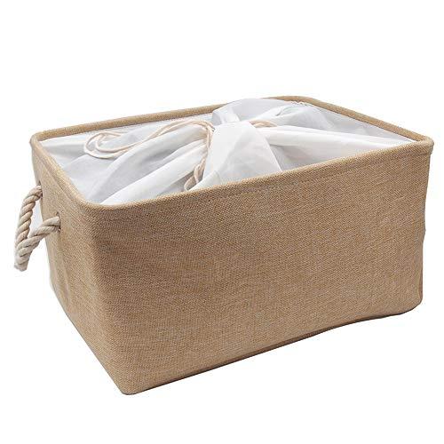 Embellecer su hogar con MANGATA hace su vida más bella. --Mangata  caracteristicas:  1) Uso multipropósito  Estas cestas de almacenamiento duraderas proporcionan una solución simple para almacenar todo tipo de cosas, como ropa, juguetes, productos pa...