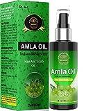 AMLA Öl–Haar und Kopfhaut Öl Bio ätherisches indischen Gans Berry 100% natürlich–verhindert vorzeitiges ergrauen–fördert Haarwachstum–Stoppt Alopezie–keine Chemikalien