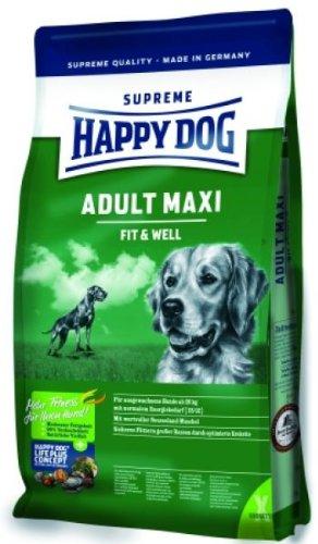 Happy Dog Hunde Futter Maxi Adult, 1er Pack (1 x 300 g)