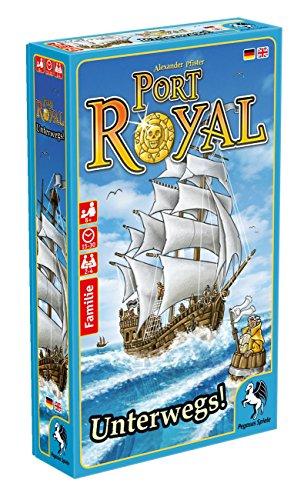 Pegasus Spiele 20018G - Port Royal unterwegs