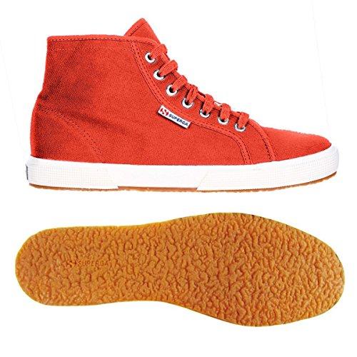 Chaussures Le Superga - 2095-pluscotu Poppy Red