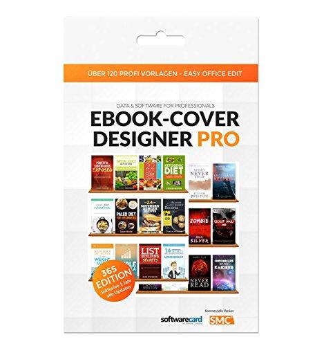 Preisvergleich Produktbild Ebook Cover Designer PRO inklusive 120 Vorlagen zum einfachen Editieren. Platinum Edition inkl. Video Designer mit 100 Vorlagen. Editieren Sie Profi Videos ganz einfach in Office.