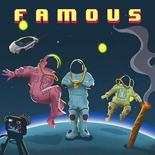 Famous (feat. YBRE & Hustensaft Jüngling) [Explicit]