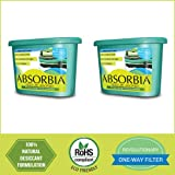 Absorbia Moisture Absorber Classic- Pack Of 2