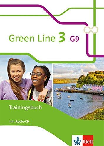 Preisvergleich Produktbild Green Line G9 / Ausgabe ab 2015: Green Line G9 / Trainingsbuch mit Audio-CD: Ausgabe ab 2015