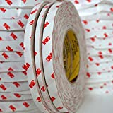 3M 9088 P double-sided universal adhesive tape, various widths, 4001895910456