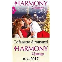 Cofanetto 8 romanzi Harmony Collezione-3: Una distrazione per il milionario | La vendetta del greco | Il regalo di una notte | L'essenza del desiderio ... con il capo | Un sogno tra le sue braccia