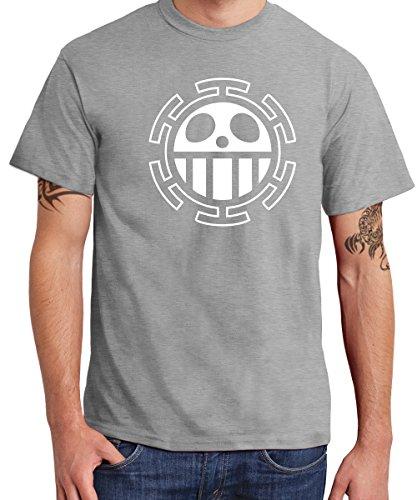 -- T. Law -- Boys T-Shirt Sports Grey