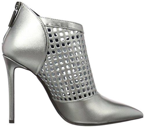 Pollini Shoes SA1007, Scarpe con tacco Donna Grigio (Grey 906)