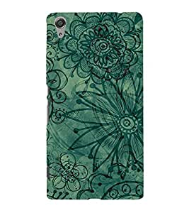 PrintVisa Designer Back Case Cover for Sony Xperia C6 Ultra Dual (Painitings Watch Cute Fashion Laptop Bluetooth )
